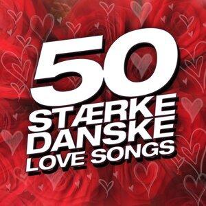 50 Stærke Danske Love Songs