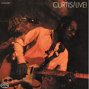 Curtis Live! - US Release