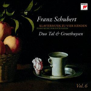 Schubert: Klaviermusik zu 4 Händen Vol. 6