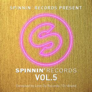 Spinnin' Dance Volume.5