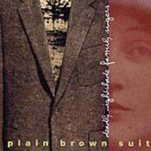 Plain Brown Suit