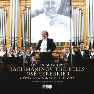 Rachmaninov : The Bells - Live in Moscow