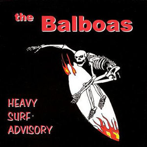 Heavy Surf Advisory