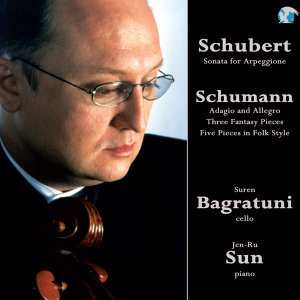 Schubert & Schumann. Works for Cello and Piano