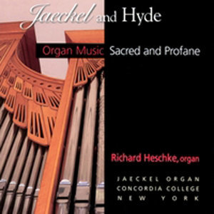 Organ Music Sacred and Profane