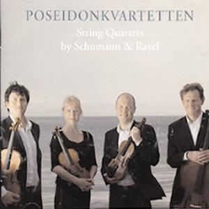 Poseidonkvartetten - String Quartets by Schumann & Ravel