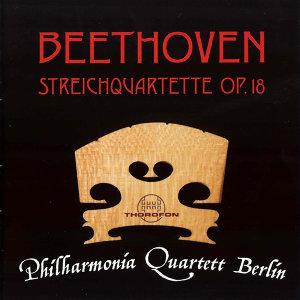 Beethoven: Quartette Op. 18, No. 1 - 6