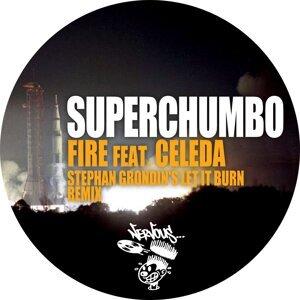 Fire feat. Celeda - Stephan Grondin's Let It Burn Remix