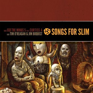Songs For Slim: Rockin' Here Tonight (feat. Curtiss A) / Cozy
