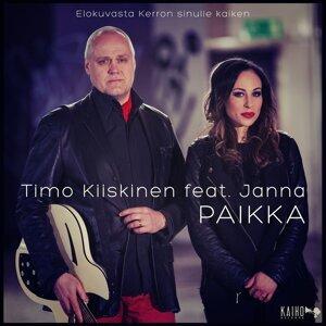 Paikka - feat. Janaa