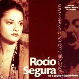 Jovenes Promesas del Arte Flamenco Homenaje a los Grandes Maestros - Rocio Segura
