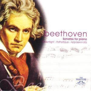 Beethoven: Sonatas For Piano - Moonlight - Pathetique - Appassionata
