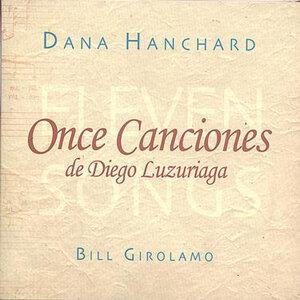 Once Canciones de Diego Luzuriaga