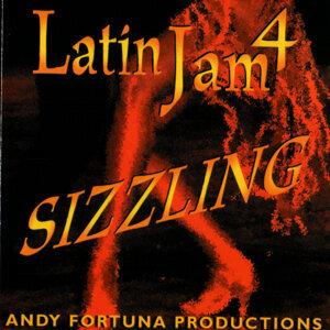 Latin Jam 4 : Sizzling