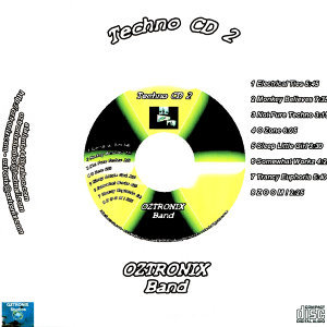 Techno CD 2
