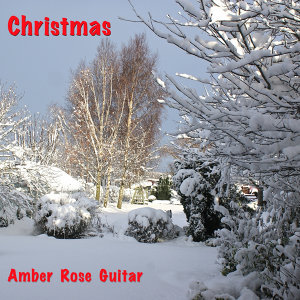 Christmas With Amber Rose Guitar