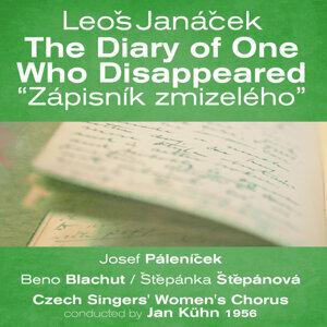 Leoš Janáček: The Diary of One Who Disappeared [Zápisník zmizelého] (1956)