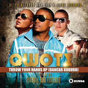 Throw Your Hands Up (Dancar Kuduro) [Radio Edit]