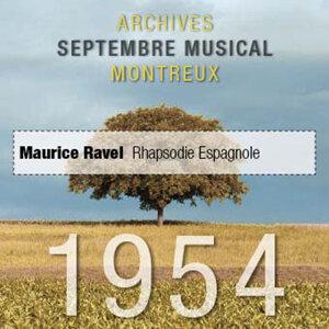 Radio Suisse Romande Présente: Rapsodie Espagnole