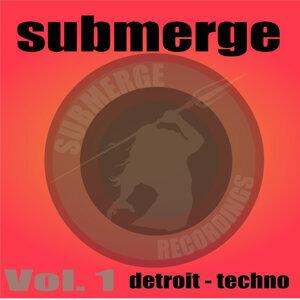 Submerge Vol.1:Detroit Techno