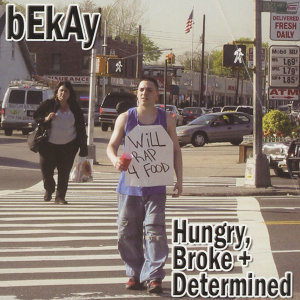 Hungry, Broke + Determined
