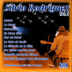 Interpretando A Silvio Rodríguez Vol.1