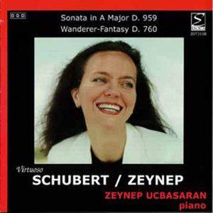 Virtuoso Schubert / Zeynep