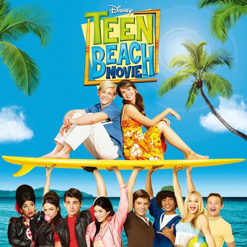 Teen Beach Movie (青春海灘電影版) 專輯封面