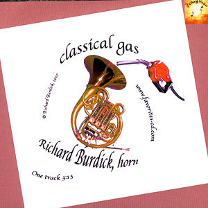 Richard Burdick, horn performs Mason Williams' Classical Gas