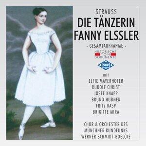 Johann Strauss: Die Tänzerin Fanny Elssler