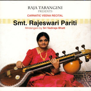 Carnatic Veena Recital By Smt. Rajeswari Pariti