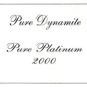Pure Platinum 2000