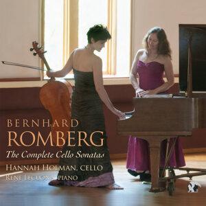 Bernhard Romberg: The Complete Cello Sonatas