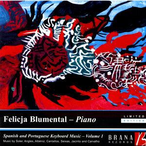 Spanish & Portugese Keyboard Music - Volume 1
