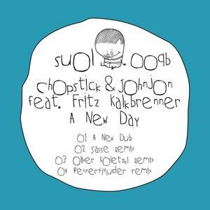 A New Dub (feat. Fritz Kalkbrenner)