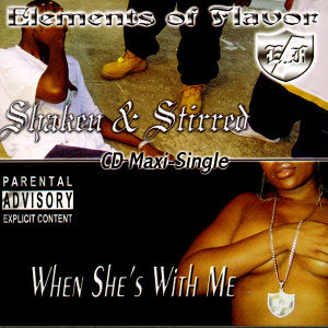Shaken & Stirred Maxi-Single