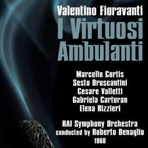 Valentino Fioravanti: I Virtuosi Ambulanti (1960)
