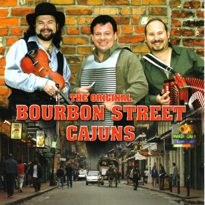 The Original Bourbon Street Cajuns