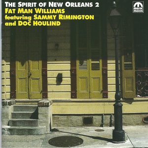 Spirit of New Orleans Vol. 2 (feat. Sammy Rimington & Doc Houlind)