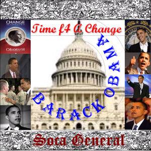 Time f4 A Change