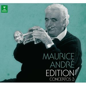Maurice André Edition - Volume 3 - [2009 REMASTERED]