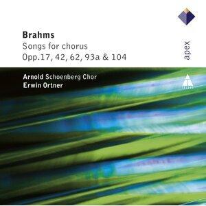 Lieder & Romanzen - Secular Choruses