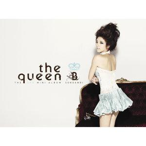 THE 3RD MINI ALBUM《 the queen》