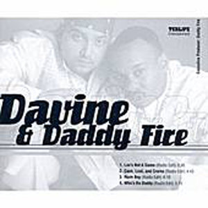 Davine and Daddy Fire