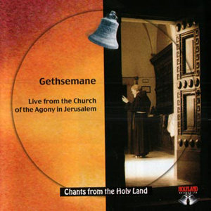 CD 27-Gethsemane-Live From The Church Of The Agony In Jerusalem