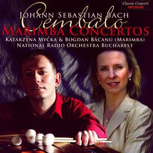 J. S. Bach - Marimba Concertos