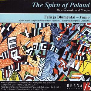 The Spirit of Poland: Szymanowski and Chopin