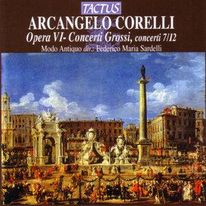 Corelli : Opera VI - Concerti Grossi, concerti 7/12