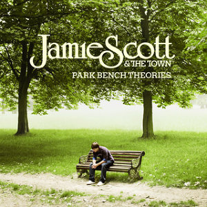 Park Bench Theories - UK Comm CD Album