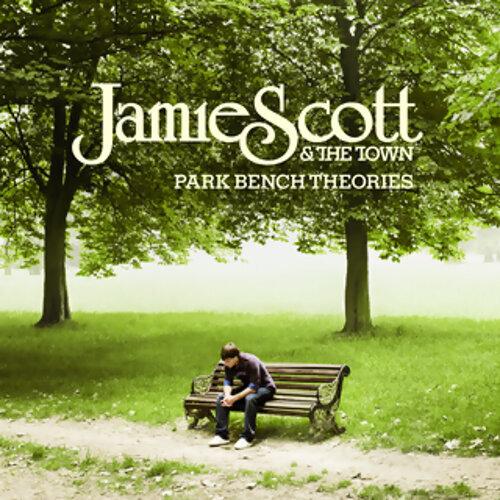 Park Bench Theories - UK Comm CD Album
